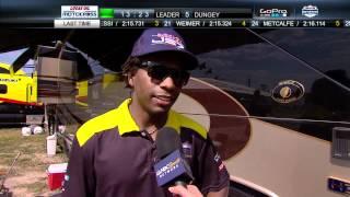 James Stewart Interview on Injury, Moto 2 DNS