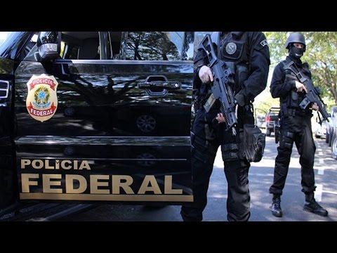 Polícia Federal - Brazilian Federal Police