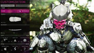 Predator Hunting Grounds NEW UPDATE Samurai-Predator from Japan. New Gameplay DLC Samurai-Predator