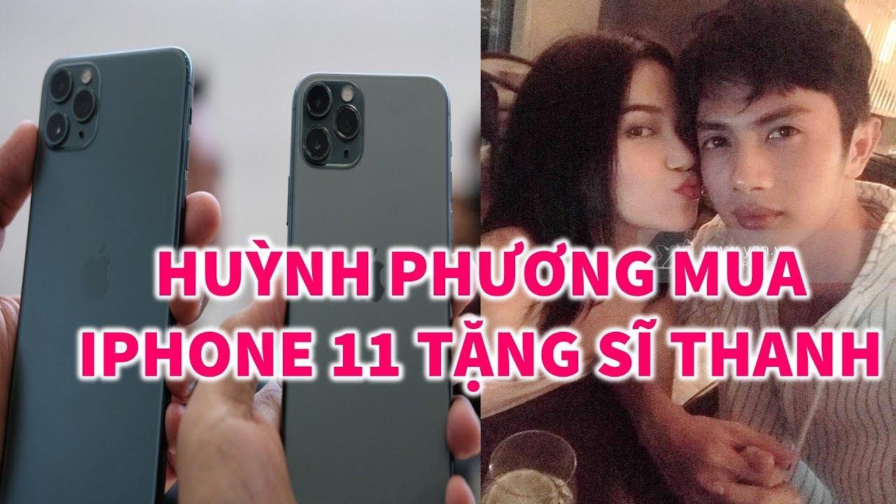 Huỳnh Phương mua IPHONE 11 PRO MAX tặng Sĩ Thanh kỷ niệm 3 tháng yêu nhau