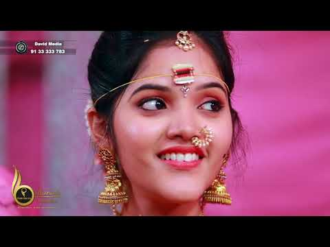 Wedding Promo of Nunna Bhagyasri Weds Dilep