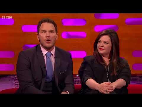 The Graham Norton Show S17EP8 - Chris Pratt,Melissa McCarthy Jude Law,,John Bishop
