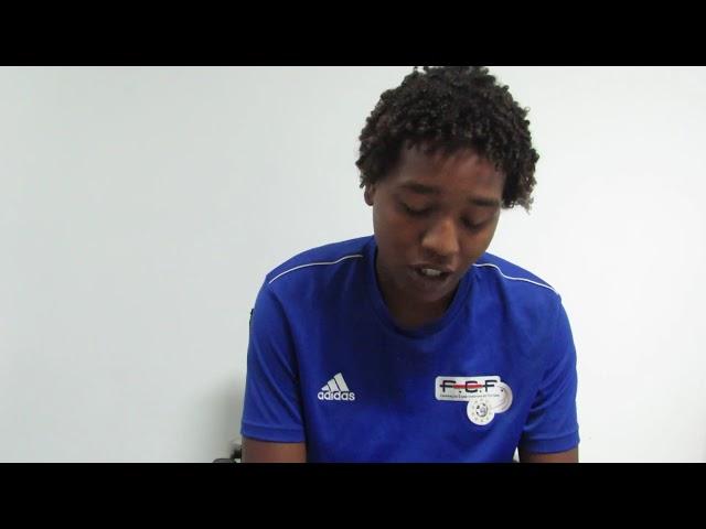 Wendy Silva a primeira cabo-verdiana a marcar pela seleção