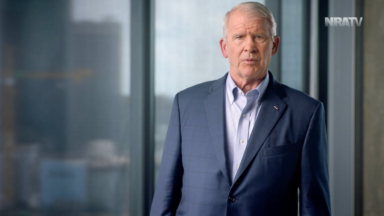 NRA President LtCol Oliver North, We Stand With Brett Kavanaugh