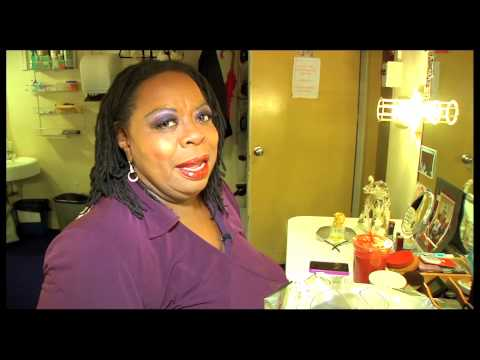 "Mama's Good to You! Carol Woods Cooks Up Something Special Backstage at ""Chicago"""