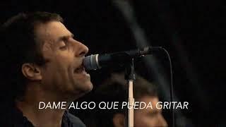 Universal Gleam-Liam Gallagher (Subtitulado Español-Live Lollapalooza Paris 2017)
