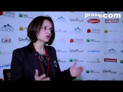 Tunisia DigitalDays : Interview de Mme Sonia Dammak Ben M'rad / Vivo Energy