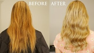 HAIR PAINTING TUTORIAL  // HOW TO PAINT HAIR