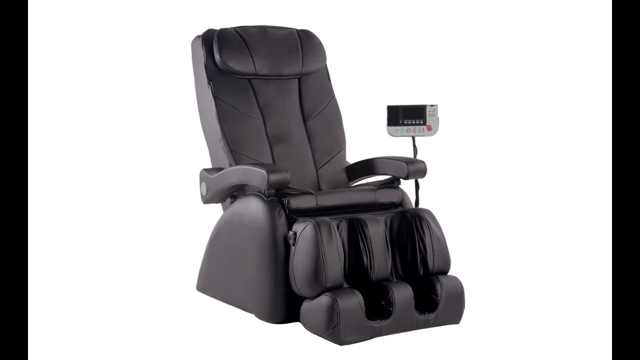 Elite Massage Chair Mcguire Chairs Vintage The Montage Recliner Body Tips Youtube