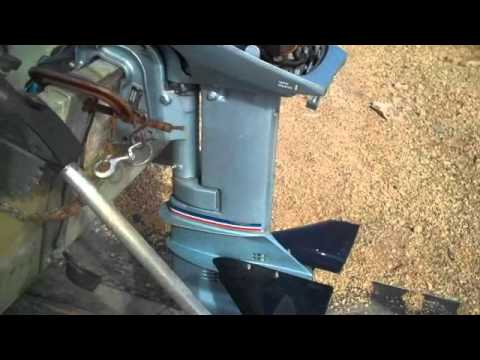 How outboard motor fins work uncle norm 39 s marine prod for Fin for boat motor