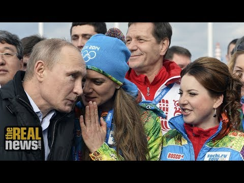 Putin 'Quite Muted' in Response to Russian Olympic Doping Scandal