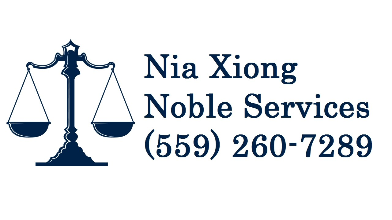 Nia Xiong Legal Document Assistant Founder Of Noble Services - Legal document assistant