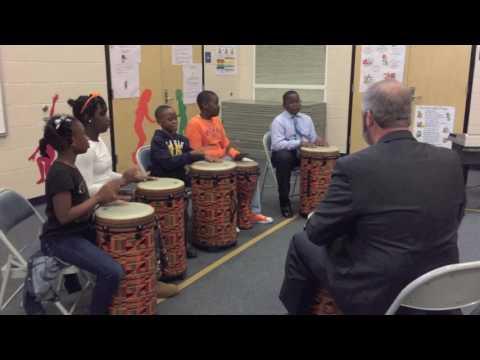 Kenneth Gardner Elementary Percussion Ensemble