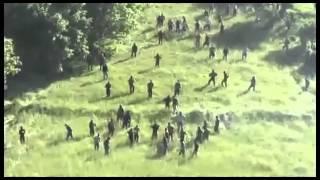 Batalla campal mineros vs Guardia Civil en los montes de Asturias. 2 detenidos