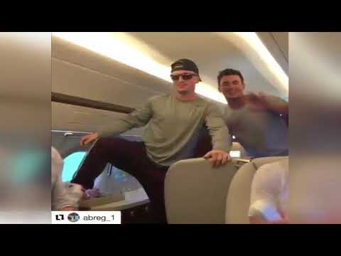 Justin Verlander And Alex Bregman | 'In My Feelings' Challenge