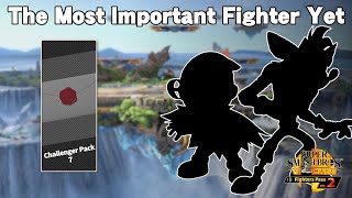 Why Challenger Pack 7 is Smash Ultimate's Most Important Fighter Yet
