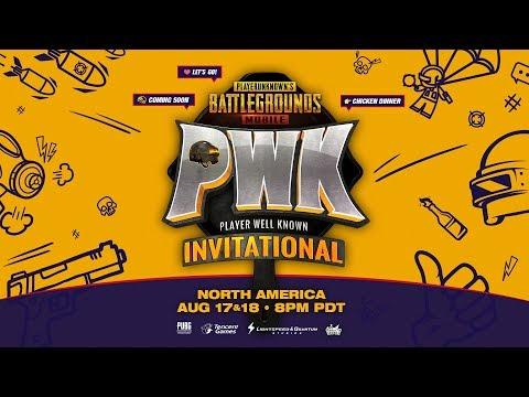 PWK INVITATIONAL North America - Day 2