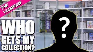 Who Gets My Collection? - The Vlog Files - 022