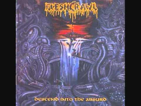 Fleshcrawl  Festering Flesh