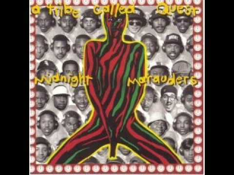 A Tribe Called Quest - Electric Relaxation(Properly Relaxed)