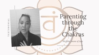 Angelina Hart's Parenting through the Chakras Class Testimonial