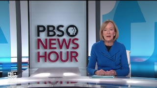 PBS NewsHour full episode, March 22, 2018