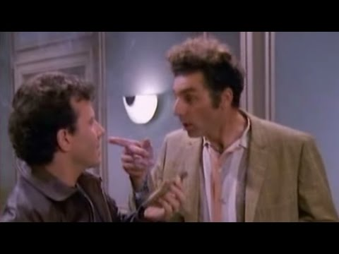 """How Cosmo Kramer got his Apartment (""""Mad About You"""" Cameo)"""