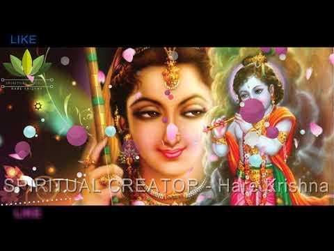 Bhakti Geet || दुःख में ही तेरा सहारा राधे || Remix Ringtone Status - #Krishna Bhajan