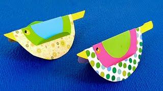 Движущиеся бумажные игрушки! Поделки для школы! Поделка для украшения рабочего стола. Поделки.