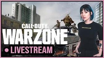 LIVESTREAM WARZONE & chill mit Malte und Kati | Call of Duty Warzone | Kati Karenina