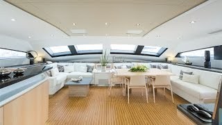 75' sailing catamaran, the Privilege Serie 7 - The cruise... custom made