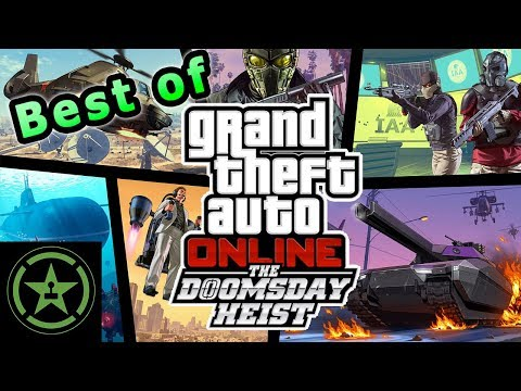 The Very Best of GTA V - Doomsday Heist | AH | Achievement H