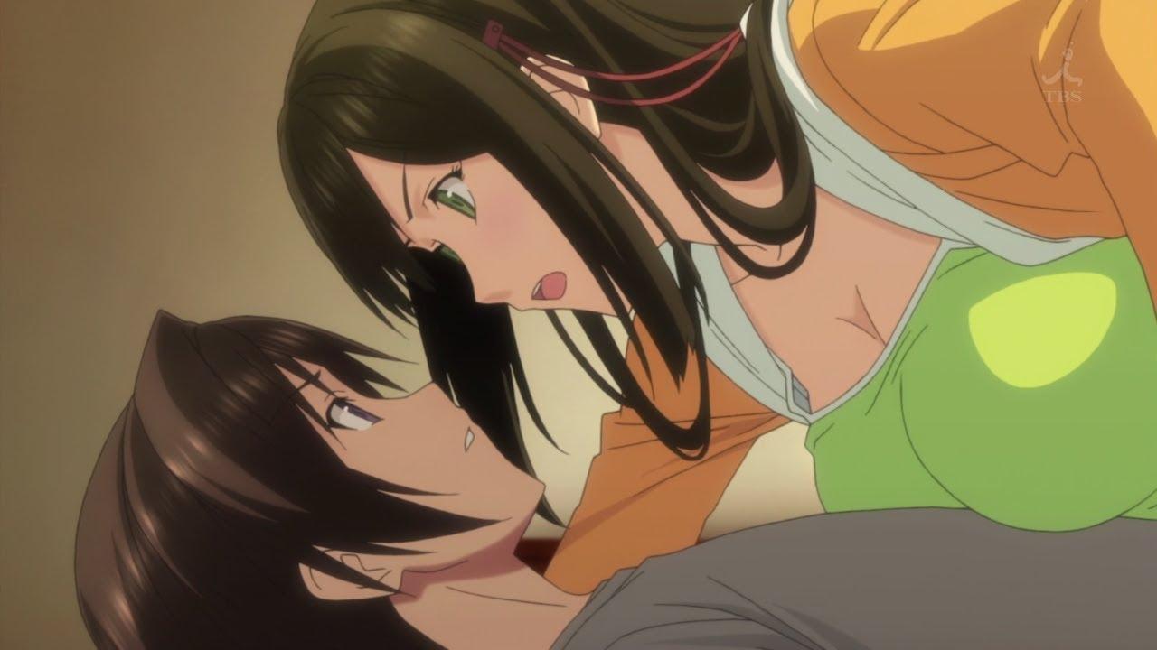 Top 10 Anime Where Popular Girl Falls For Unpopular Guy Youtube