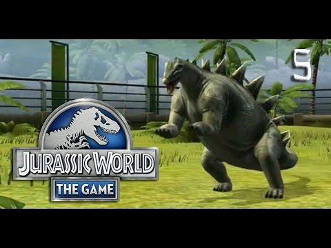 New Tuojiangosaurus   Jurassic World: The Game [Episode 5]