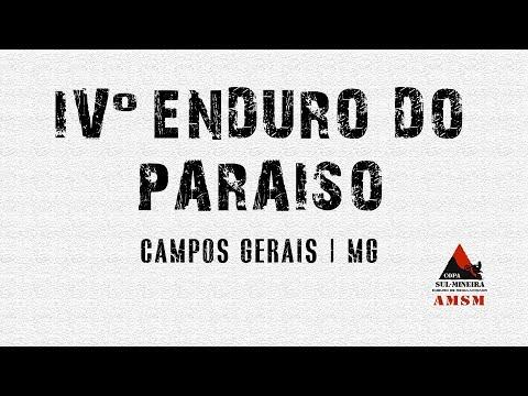 IV ENDURO DO PARAISO | CAMPOS GERAIS - MG (COMPLETO)