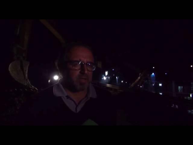 Report TV -  Flet Kryetari i Bashkisë Vlorë z. Dritan Leli