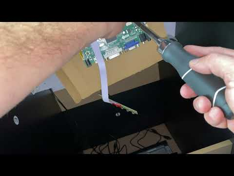 VSD display Install Arcade1up mod from Lizardstyle 84