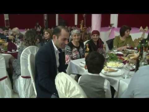 Армянская свадьба 1-я часть