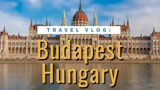 BUDAPEST & GYÖR HUNGARY TRAVEL | Vlog Music Video