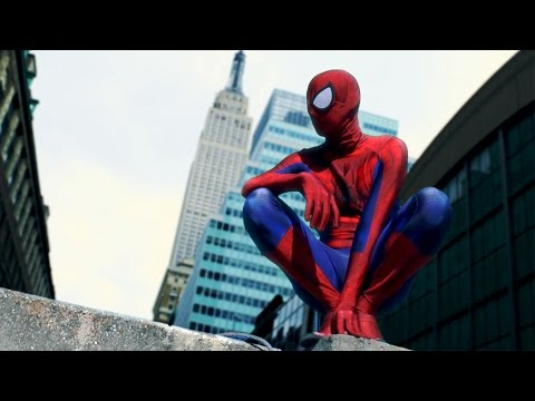 Spider-Man: Workers Comp