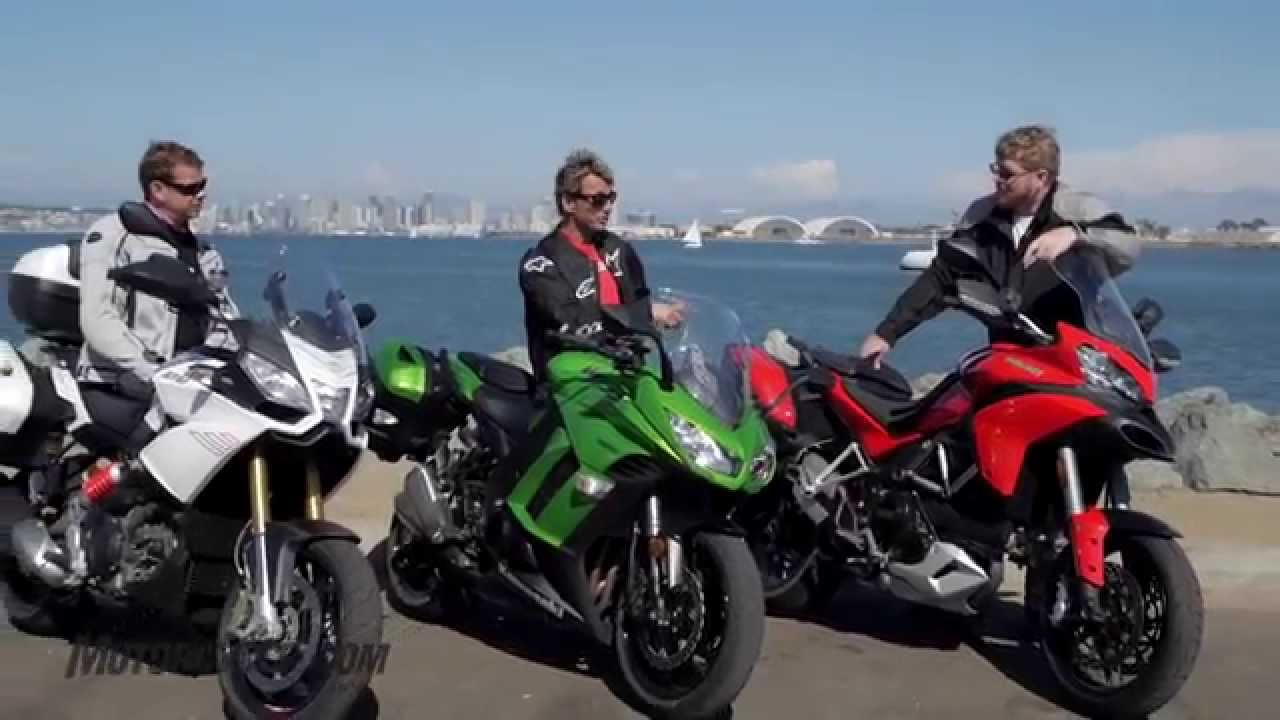 Middleweight Sport Touring Shootout