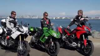 2014 Middleweight Sport-Touring Shootout