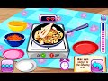 Cooking Apple Pie Chocolate Pie Cook Games Android İos Free Game GAMEPLAY VİDEO