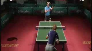 table tennis - rockstargames