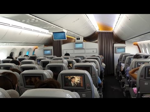 Japan Airlines Boeing 787-8 from Honolulu to Tokyo (NRT): JAL 785 Trip Report