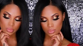One of msroshposh's most viewed videos: Prom Inspired / Special Occasion Makeup Tutorial