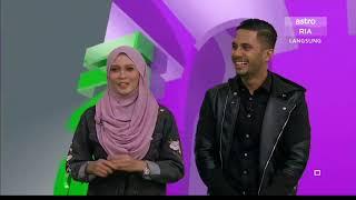HLive: Siti Nordiana dan Fikry Ibrahim (Cekelat Semanis Honey)