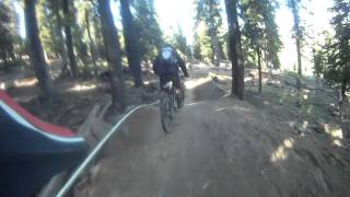 Livewire Northstar - 8/5/11 Mountain Biking