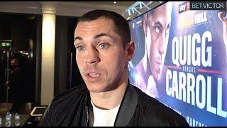 Scott Quigg: Why I LEFT FREDDIE ROACH & returned to Joe Gallagher for Jono Carroll fight