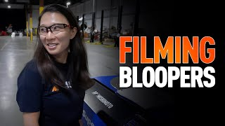 homepage tile video photo for Filming Bloopers - Not Everything Goes to Plan